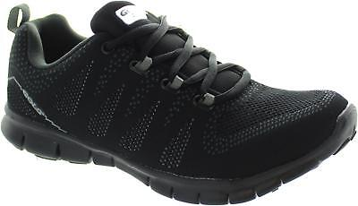 Gola Active Tempe Women's Breathable Ortholite Fly Knit Lightweight Trainers New