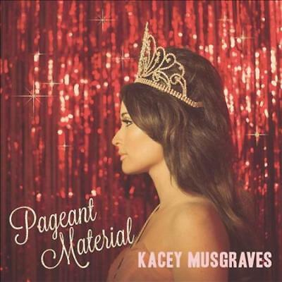 Kacey Musgraves - Pageant Material New Cd