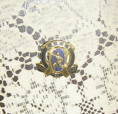 Carey Grammer School Badge Mint Condition Stokes Melbourne