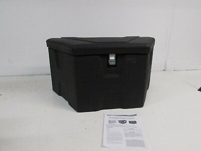 Buyers Products 1701680 Toolbox (Trailer Tongue, Black, F18, B36)