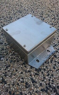 stainless steel box junction termination
