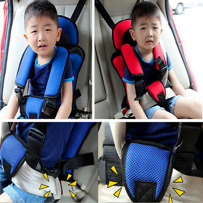 Portable Car Safety Baby Child Seat Toddler Infant Convertible Booster Chair
