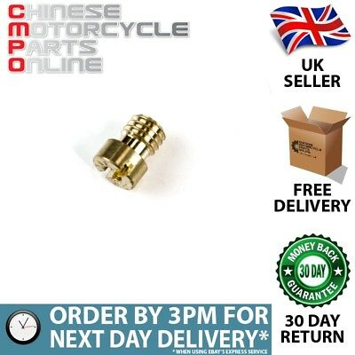 5mm Carburettor Main Jet Size 110 (CRBJT014)