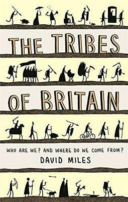 The Tribes of Britain by David Miles | Paperback Book | 9780753817995 | NEW
