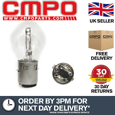 Headlight Bulb BA20D 35w (BULB008) (#008)