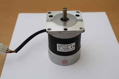 DC Brushless Motor  M57BLS75-36-4000-4.3 (UK SELLER)