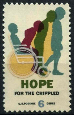 USA 1969 SG#1373 Rehabilitation Of The HAndicapped MNH #D55455