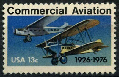 USA 1976 SG#1664 Commercial Aviation MNH #D55494