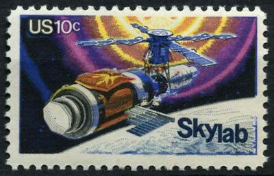 USA 1974 SG#1527 Skylab Space Project MNH #D55487