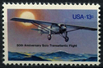 USA 1977 SG#1686 Lindbergh Transatlantic Flight MNH #D55497