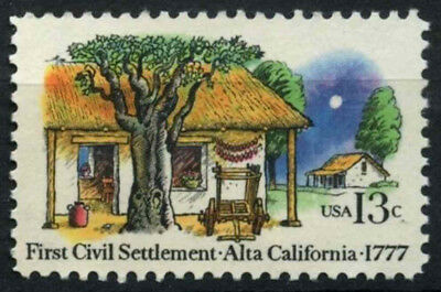 USA 1977 SG#1699 First Civil Settlement MNH #D55503