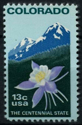 USA 1977 SG#1687 Colorado Stateshood MNH #D55498