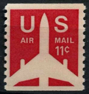 USA 1971 SG#A1425, 11c Air Coil Stamp #D55466