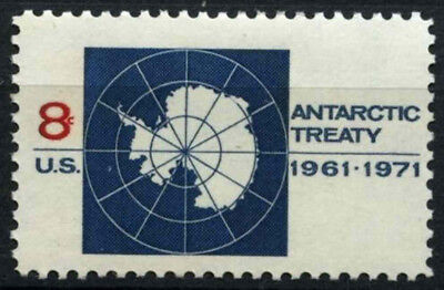 USA 1971 SG#1432 Antarctic Treaty MNH #D55473
