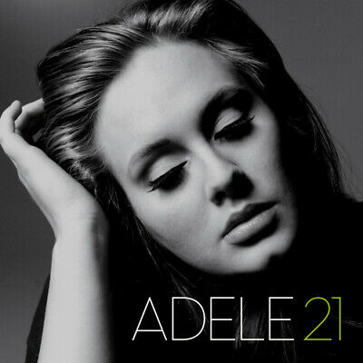 21 by Adele (CD, Jan-2011, Beggars Group)