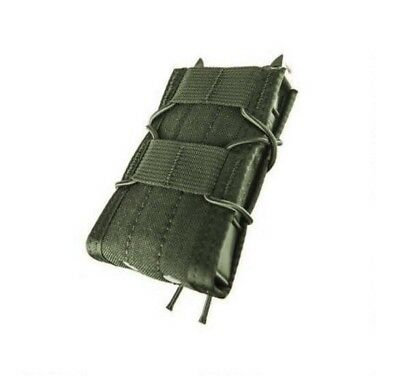 High Speed Gear 17TA00OD Olive Drab Rifle TACO LT MOLLE Mag Pouch