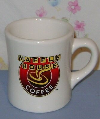 WAFFLE HOUSE Heavy Diner Style Mug Cup