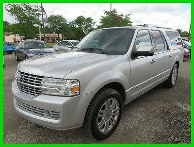 2014 Lincoln Navigator Base Sport Utility 4-Door 2014 Used 5.4L V8 24V Automatic 4WD SUV Moonroof clean clear title carfax one