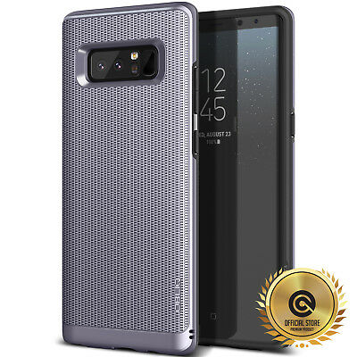 OBLIQ® [SLIM META] Dual Layer Shockproof Protection Galaxy Note 8 Case Cover
