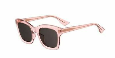 8786b0898d NEW CHRISTIAN DIOR Diorizon 2 S 35J IR Pink Grey Blue Sunglasses ...