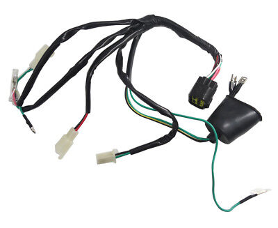 lifan 250cc 150cc wireloom wire wiring harness for scooter us lifan 250cc 150cc wireloom wire wiring harness for scooter us shipping