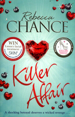 Killer affair by Rebecca Chance (Paperback / softback)