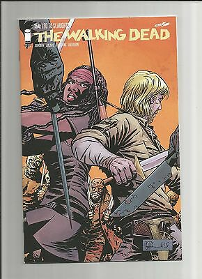 The Walking Dead Comic Book #154, Image 2016, 1st Appearance of Beta