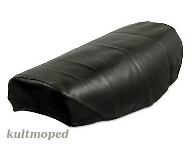 MFM Seat Cover Smooth black sr50 SR80 S53 S83 Moped mokick Scooter Top NEW