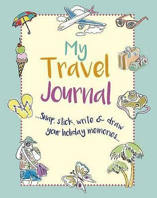 My Travel Journal by AA Publishing | Hardcover Book | 9780749578213 | NEW