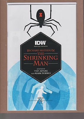 The Shrinking Man #1 New Title Unread High Grade Condition!