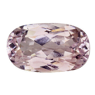 4.475Cts Gorgeous Amazing Luster Soft Pink Natural Kunite Oval Loose Gemstones