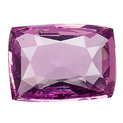 0.910 Cts  Excellent Top Luster Pink Natural Sapphire Octagon Loose Gemstones