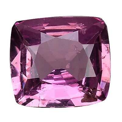 0.980 Cts Sublime Top Luser Pink Purple Natural Sapphire Cushion Loose Gemstones
