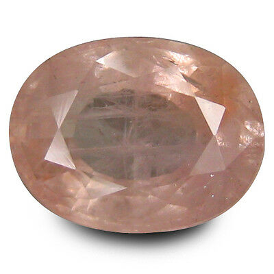 1.790 Cts Amazing Luster Soft Pink Natural Sapphire Oval Loose Gemstones