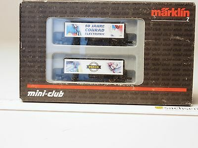 "98057 Marklin Z-scale Container Car Set, ""Conrad Electronic - 2003"""