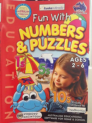 Fun with Numbers & Puzzles - PC  GAME
