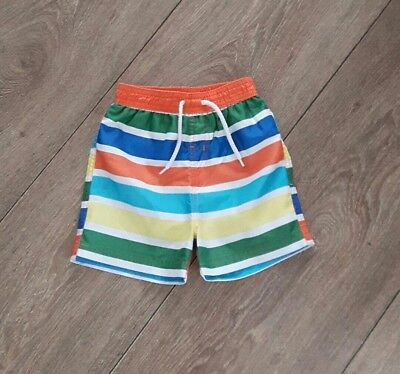 Baby Boys Swim  Shorts Age 9-12 Months
