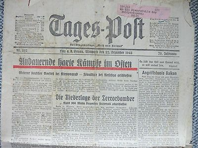 Tages-Post (Linz/1943)