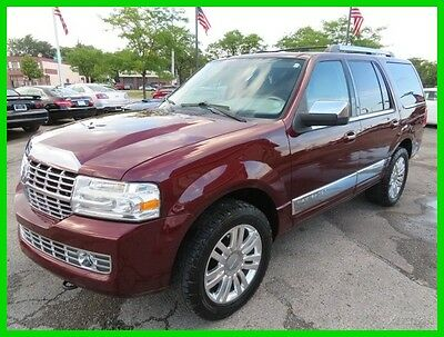 2012 Lincoln Navigator Base Sport Utility 4-Door 2012 Used 5.4L V8 24V Automatic 4WD SUV Moonroof