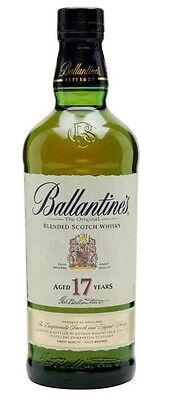 Ballantine's 17yo Scotch Whisky (6 x 700mL)
