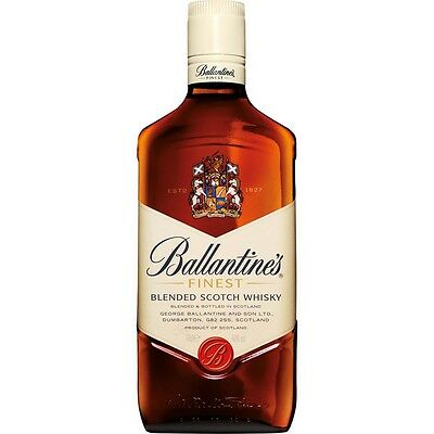 Ballantine's Finest Scotch Whisky (6 x 700mL)