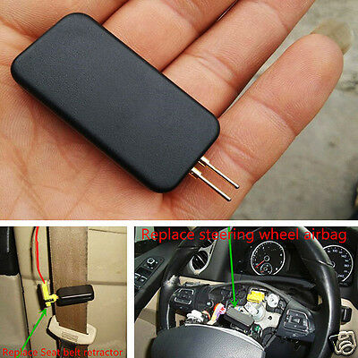 Black Car Airbag Simulator Emulator Bypass Garage SRS Find Fault Diagnostic Tool