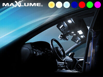 MaXlume® SMD LED Innenraumbeleuchtung VW Caddy 3 (Typ 2K) Innenraumset