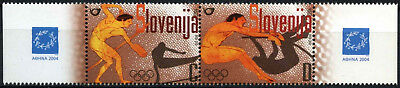 Slovenia 2004 SG#622-3 Olympic Games MNH Set #D55058