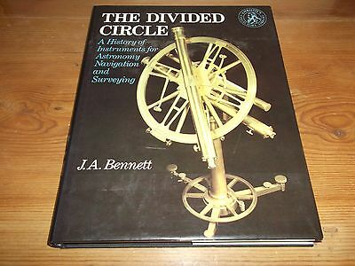Book The Divided Circle Astronomy Navigation & Surveying History of Instruments