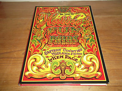 Book Story of Harris's Fun Fairs Eastern Counties Midlands & Beyond Fairgrounds