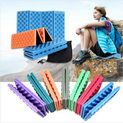 Folding Outdoor Mat Seat Foam Cushion Camping Waterproof Portable Picnic Pad C