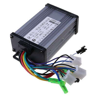 36V/48V 350W Electric Bicycle E-bike Scooter Brushless DC Motor Controller 1PC