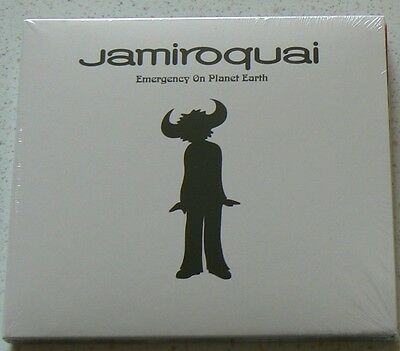 Emergency On Planet Earth - Jamiroquai (Cd X2) Neuf Scelle
