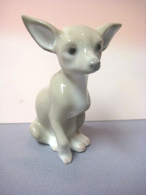 Chihuahua Dog Figurine By Lladro   #8367